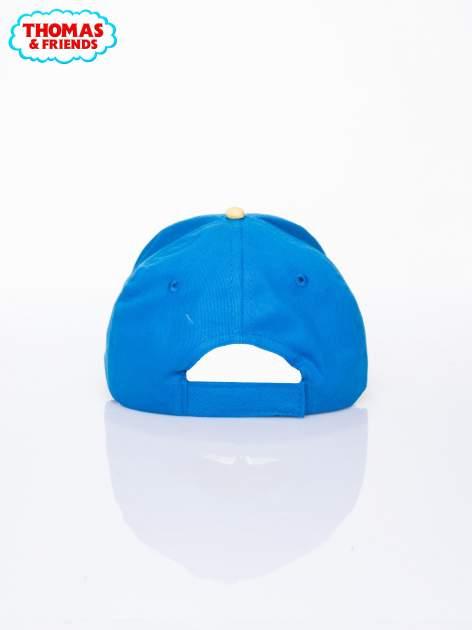 Niebieska chłopięca czapka z daszkiem TOMEK I PRZYJACIELE                                  zdj.                                  3