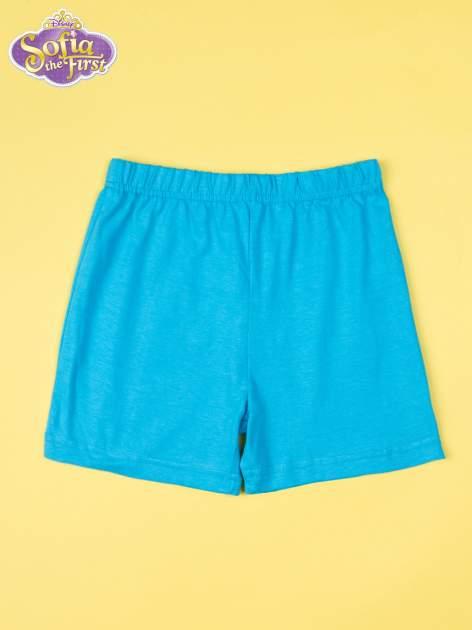 Niebieska piżama dla dziewczynki JEJ WYSOKOŚĆ ZOSIA                                  zdj.                                  4