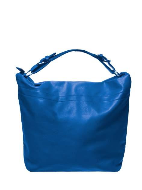 Niebieska torba hobo na ramię                                  zdj.                                  1