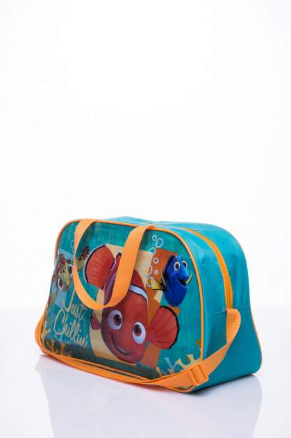 Niebieska torba szkolna DISNEY Nemo                                  zdj.                                  3
