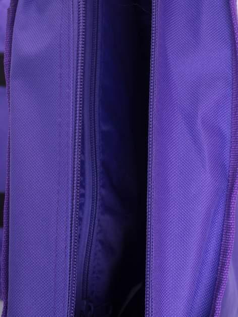 Niebieska torba szkolna DISNEY Violetta                                  zdj.                                  4