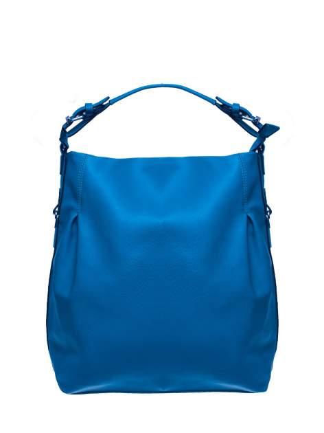 Niebieska torebka hobo na ramię                                  zdj.                                  1