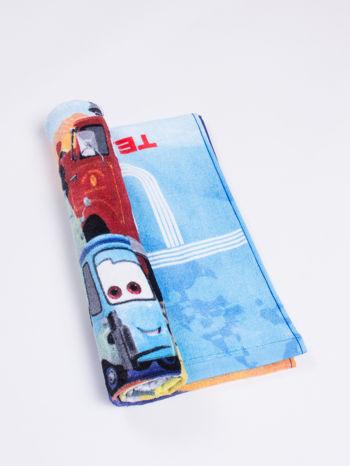 Niebieski chłopięcy ręcznik CARS                              zdj.                              2