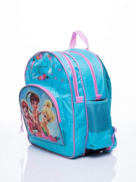 Niebieski plecak szkolny DISNEY Dzwoneczek                                  zdj.                                  2