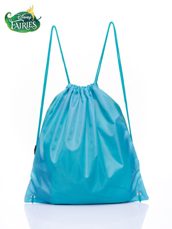 Niebieski plecak worek DISNEY Dzwoneczek                                  zdj.                                  2