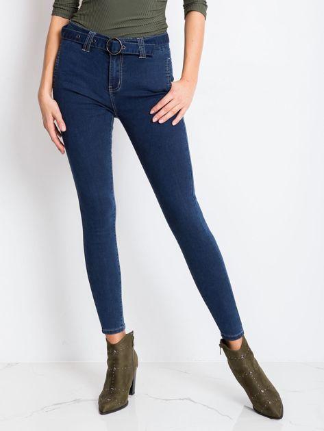 Niebieskie jeansy Miss                              zdj.                              1