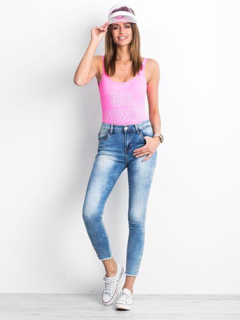 Niebieskie jeansy Prudence                               zdj.                              4