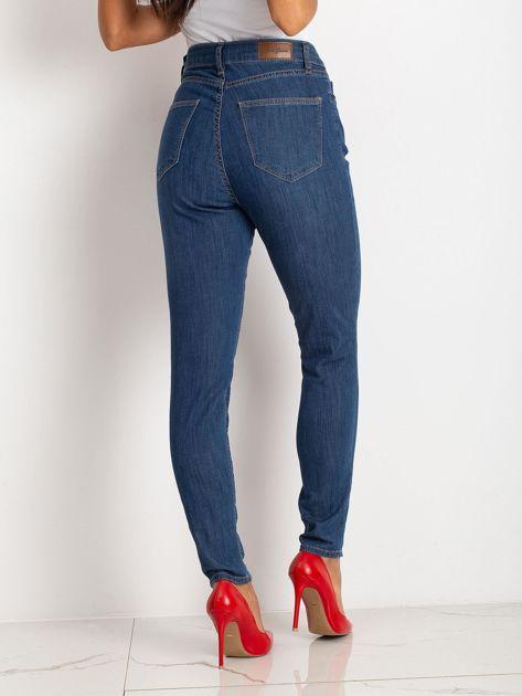 Niebieskie spodnie Symmetry                              zdj.                              2
