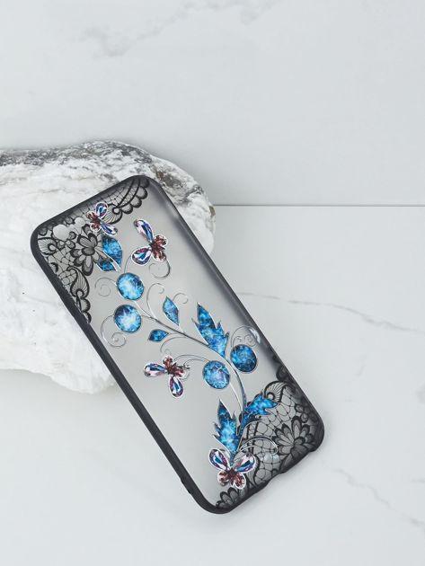 Niebiesko-czarne etui do iPhone 7G/8G                              zdj.                              2