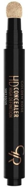 Nowość!!! GOLDEN ROSE HD Concealer - Korektor HD pod oczy 03 3 ml