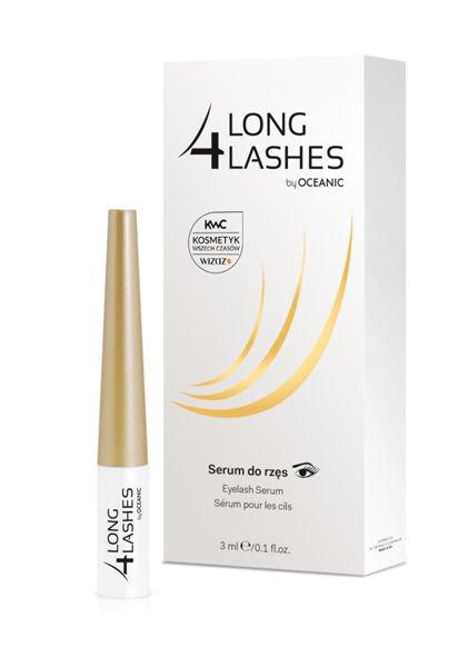 OCEANIC Long4Lashes Serum przyspieszające wzrost rzęs 3 ml                              zdj.                              1
