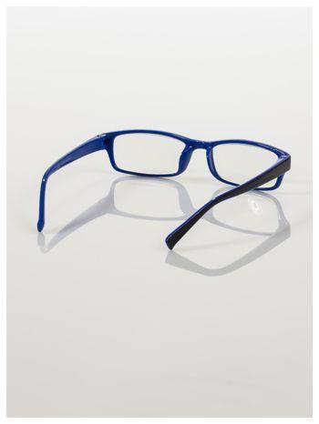 Okulary korekcyjne dwukolorowe do czytania +2.0 D                                    zdj.                                  4