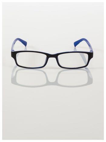 Okulary korekcyjne dwukolorowe do czytania +2.5 D                                    zdj.                                  3