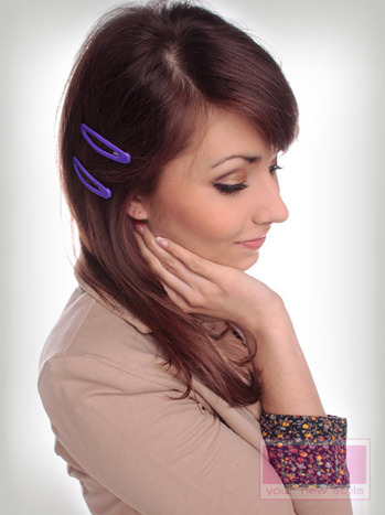 Ozdobne spinki do włosów
