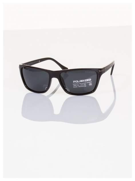 POLARYZACJA okulary przeciwsłoneczne typu WEYFARER w eleganckim stylu +GRATISY                                  zdj.                                  1
