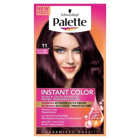 """Palette Instant Color Szamponetka koloryzująca Ciemna Wiśnia nr 11  1szt"""""""