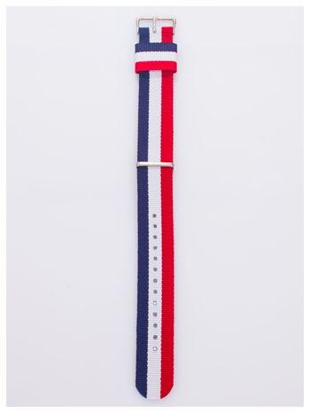 Pasek nylonowy do zegarka 22 mm                                  zdj.                                  1