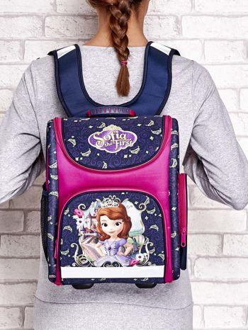Plecak szkolny dla dziewczynki SOFIA THE FIRST