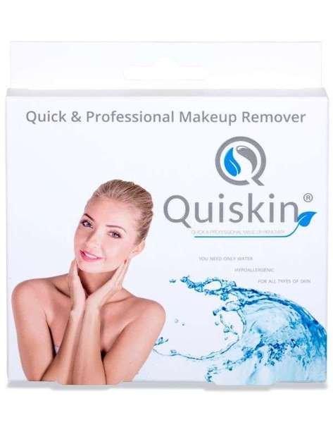 Quiskin - Quick & Professional Makeup Remover Rękawica do demakijażu