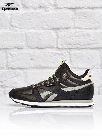 REEBOK Czarne buty sportowe męskie Royal CL JOG WLD                              zdj.                              4