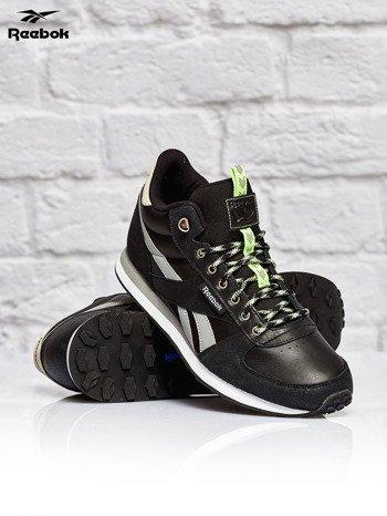 REEBOK Czarne buty sportowe męskie Royal CL JOG WLD                              zdj.                              5