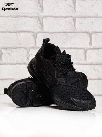 REEBOK czarne buty męskie Furylite o futurystycznym kształcie                              zdj.                              3