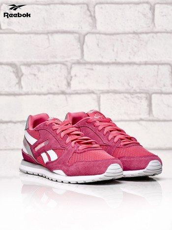 REEBOK różowe buty sportowe GL 3000