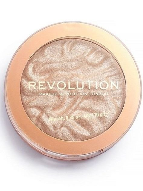 REVOLUTION Rozświetlacz Re-loaded Highlighter Just my type 10g