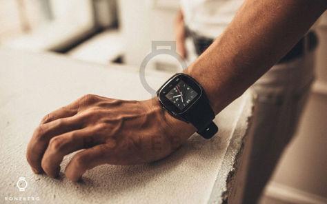 RONEBERG Smartwatch RM26 Współpracuje z Android oraz iOS Powiadomienia Połączenia Krokomierz Monitor snu Biały                              zdj.                              6