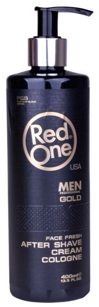 RedOne AFTER SHAVE CREAM COLOGNE GOLD WODA KOLOŃSKA W KREMIE 150 ML                              zdj.                              1