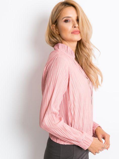 Różowa bluza Amari                              zdj.                              3