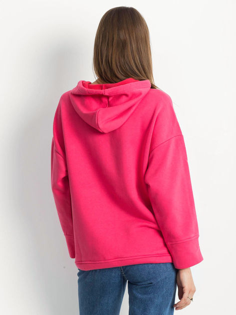 Różowa bluza Replicating                              zdj.                              2