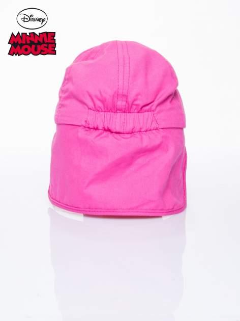 Różowa czapka z daszkiem dla dziewczynki MINNIE MOUSE                              zdj.                              4