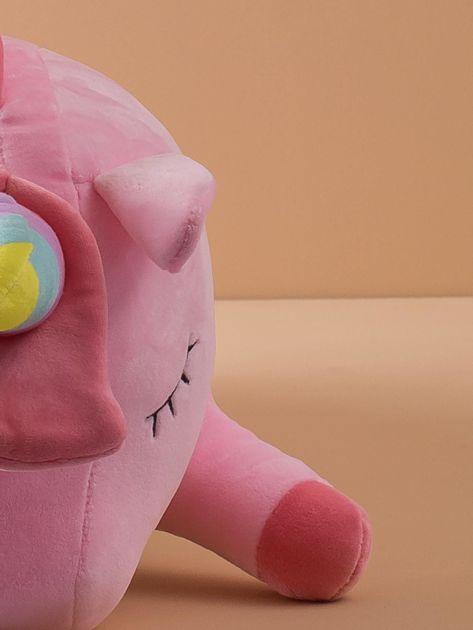 Różowa maskotka Jednorożec                              zdj.                              12