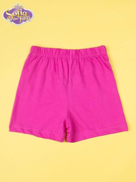 Różowa piżama dla dziewczynki JEJ WYSOKOŚĆ ZOSIA                                  zdj.                                  4