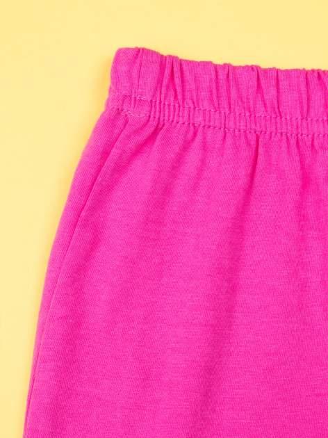 Różowa piżama dla dziewczynki JEJ WYSOKOŚĆ ZOSIA                                  zdj.                                  8