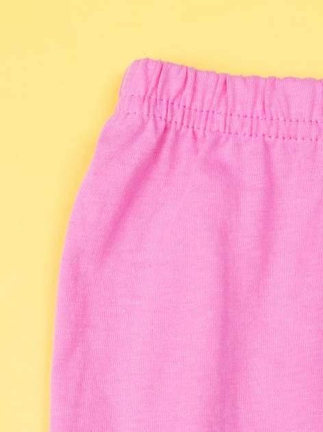 Różowa piżama dla dziewczynki MY LITTLE PONY                                  zdj.                                  8