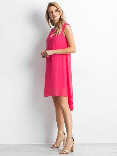 Różowa sukienka Salvation                              zdj.                              3