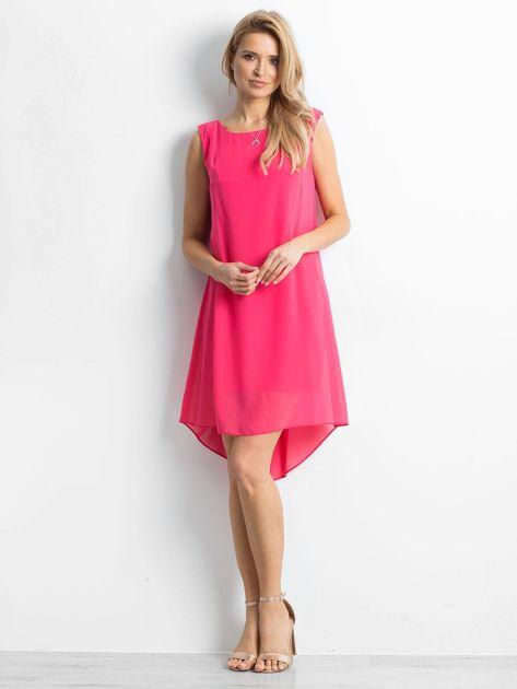 Różowa sukienka Salvation                              zdj.                              4
