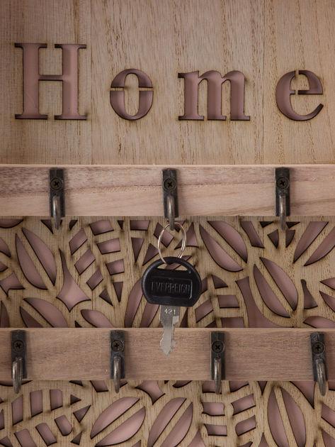 Różowa szafka na klucze                              zdj.                              5