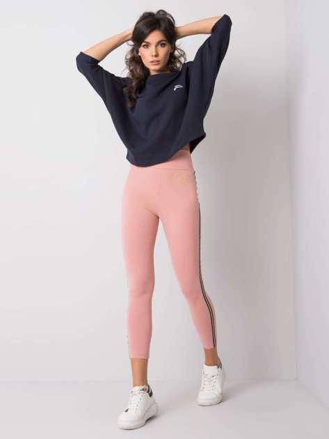 Różowe legginsy Taylor RUE PARIS