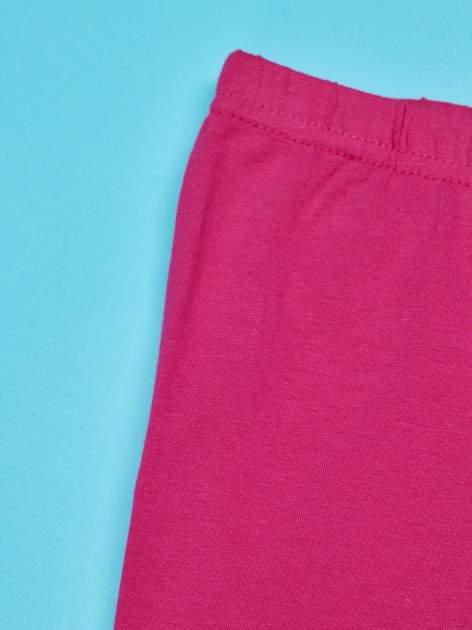 Różowe legginsy dla dziewczynki LITTLEST PET SHOP                                  zdj.                                  4