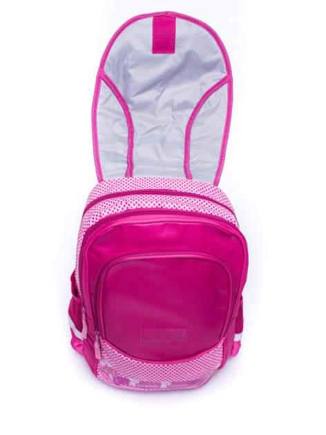 Różowy plecak dla dziewczynki DISNEY z księżniczkami                                  zdj.                                  7