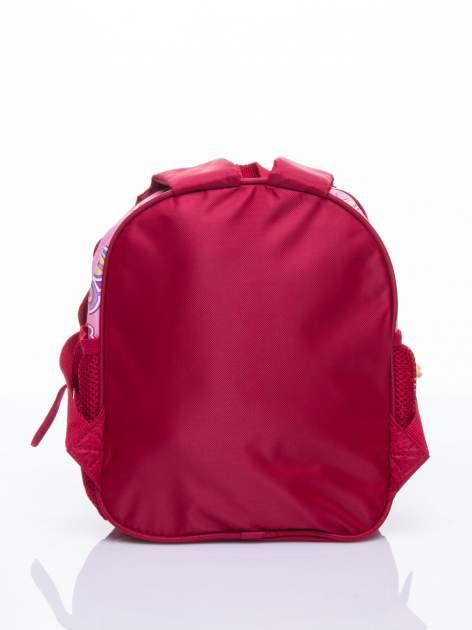 Różowy plecak na wycieczkę DISNEY Ulica Sezamkowa                                  zdj.                                  4