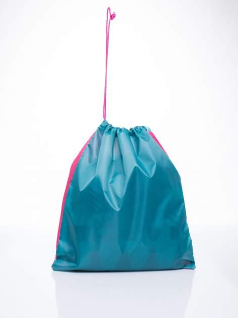 Różowy plecak worek DISNEY na piknik                                  zdj.                                  2
