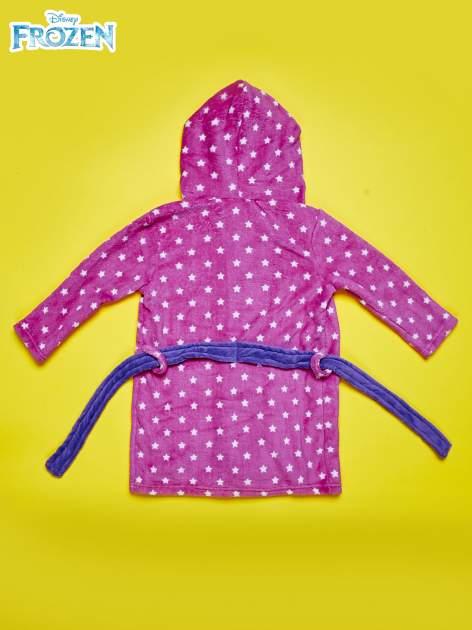 Różowy szlafrok dla dziewczynki FROZEN                                  zdj.                                  3