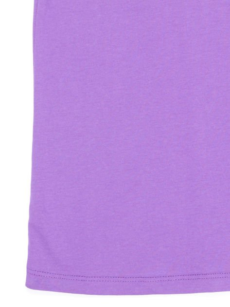 SALOMON Fioletowy t-shirt dla dziewczynki                              zdj.                              4