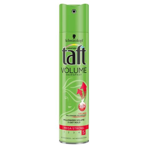 """Schwarzkopf Taft Volume Collagen Lakier do włosów mega mocny 250ml"""""""