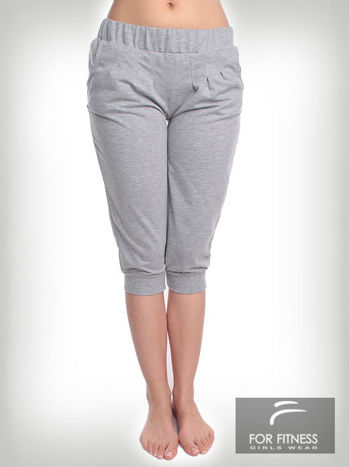 Spodnie dresowe FOR FITNESS                                   zdj.                                  5