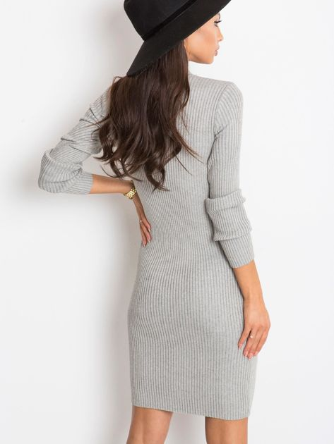 Srebrna sukienka Blink                              zdj.                              2